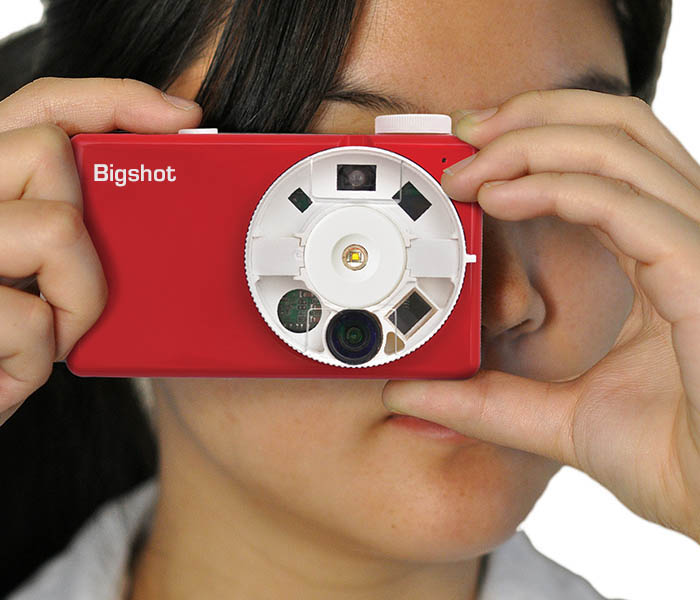 BigShot DIY Digital Camera
