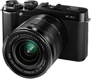 Fujifilm X-A1 Digital Camera