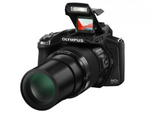 Olympus SP-100 Ultra Zoom Camera