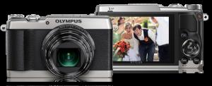 OLYMPUS STYLUS® SH-1 Digital Camera