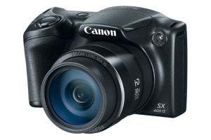Canon Powershot  SX 400 IS Digital Camera